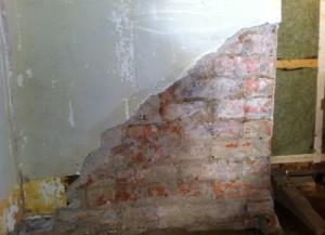 Spackla murstock